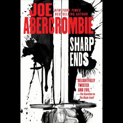 joe abercrombie sharp ends review