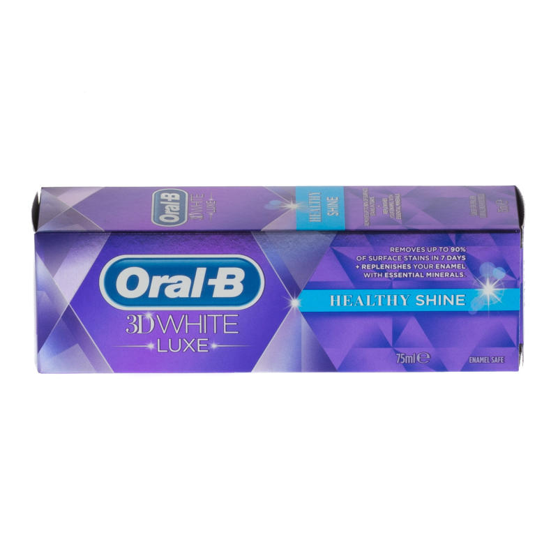 oral b 3d white toothpaste review