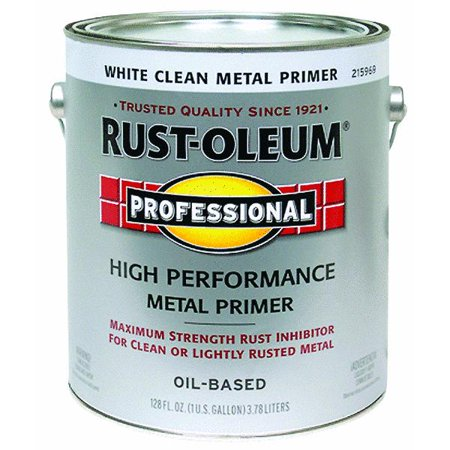 rust oleum high performance enamel review