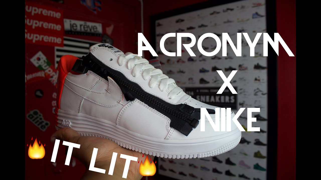nike lunar force 1 review