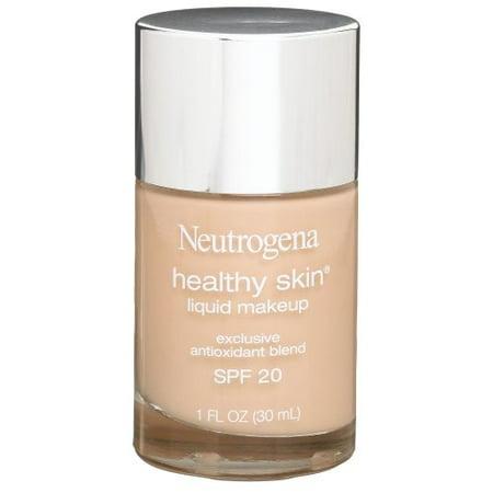 neutrogena healthy skin liquid makeup review