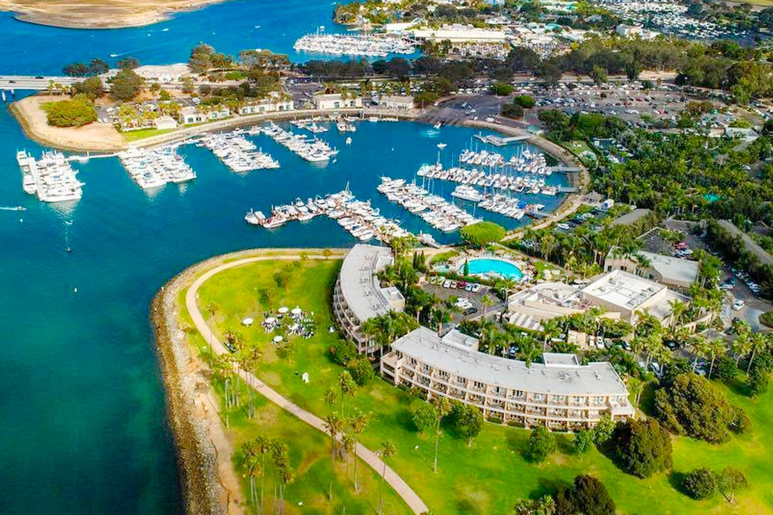 the dana on mission bay san diego reviews