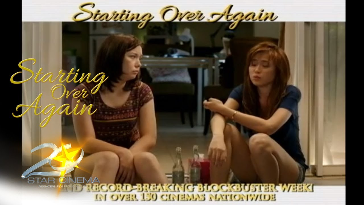 starting over again movie review