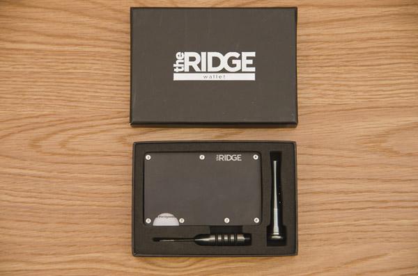 ridge wallet money clip review