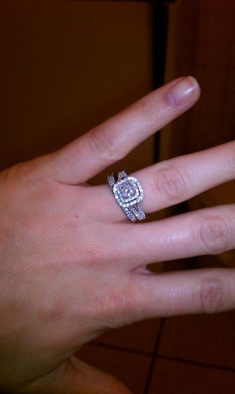 vera wang engagement ring reviews