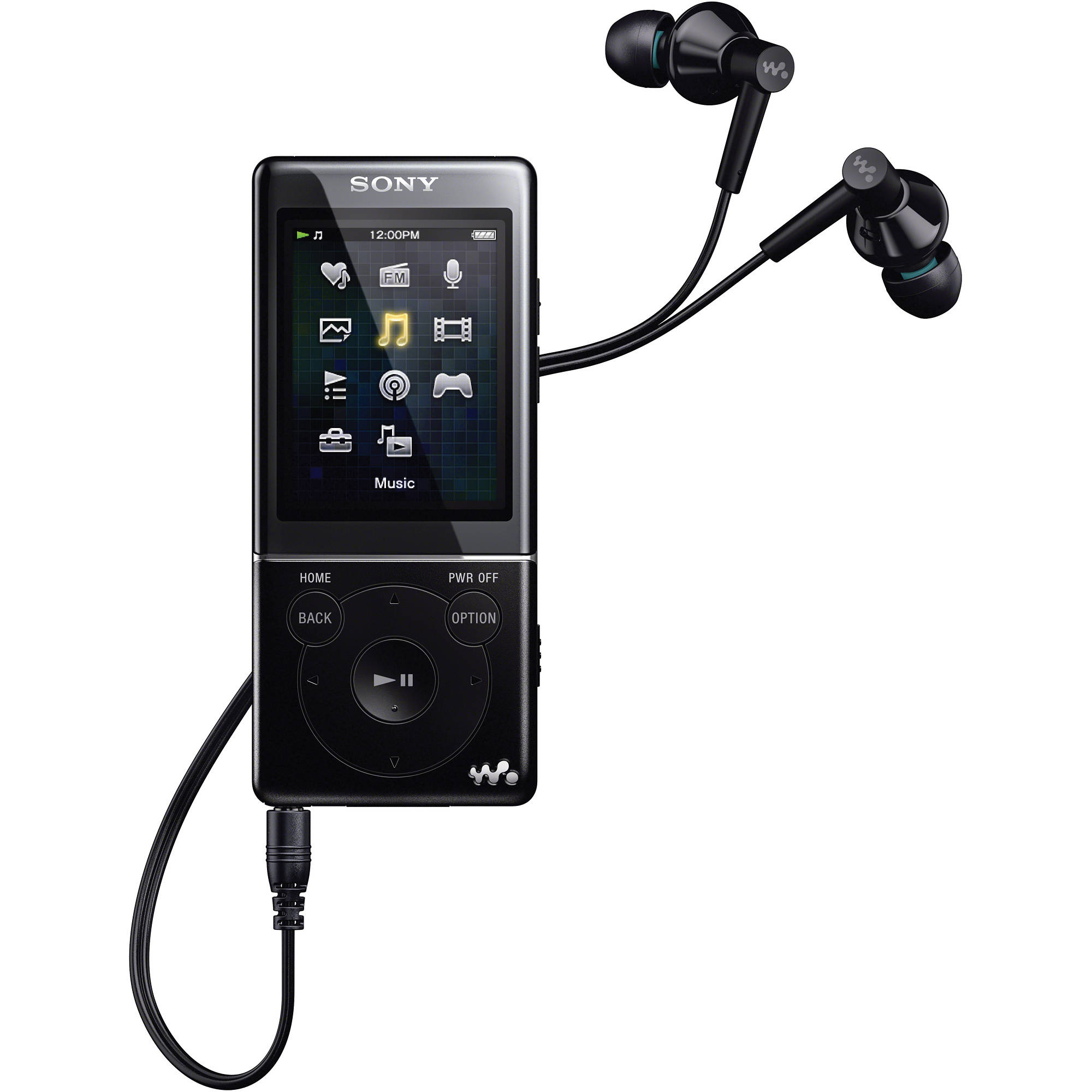 sony 8gb mp3 player review
