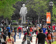 sam houston state university reviews