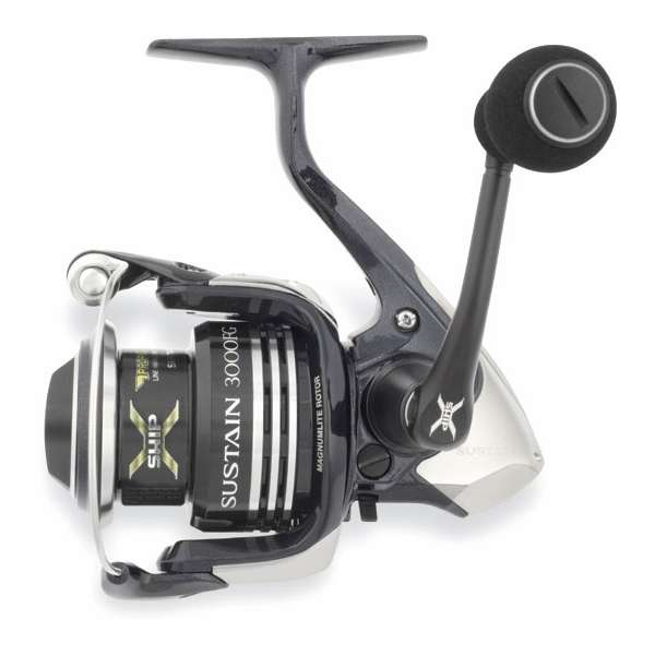 shimano sustain 3000 fg review