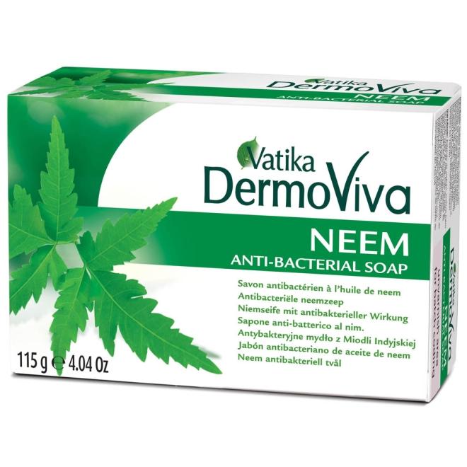 vatika dermoviva neem soap review