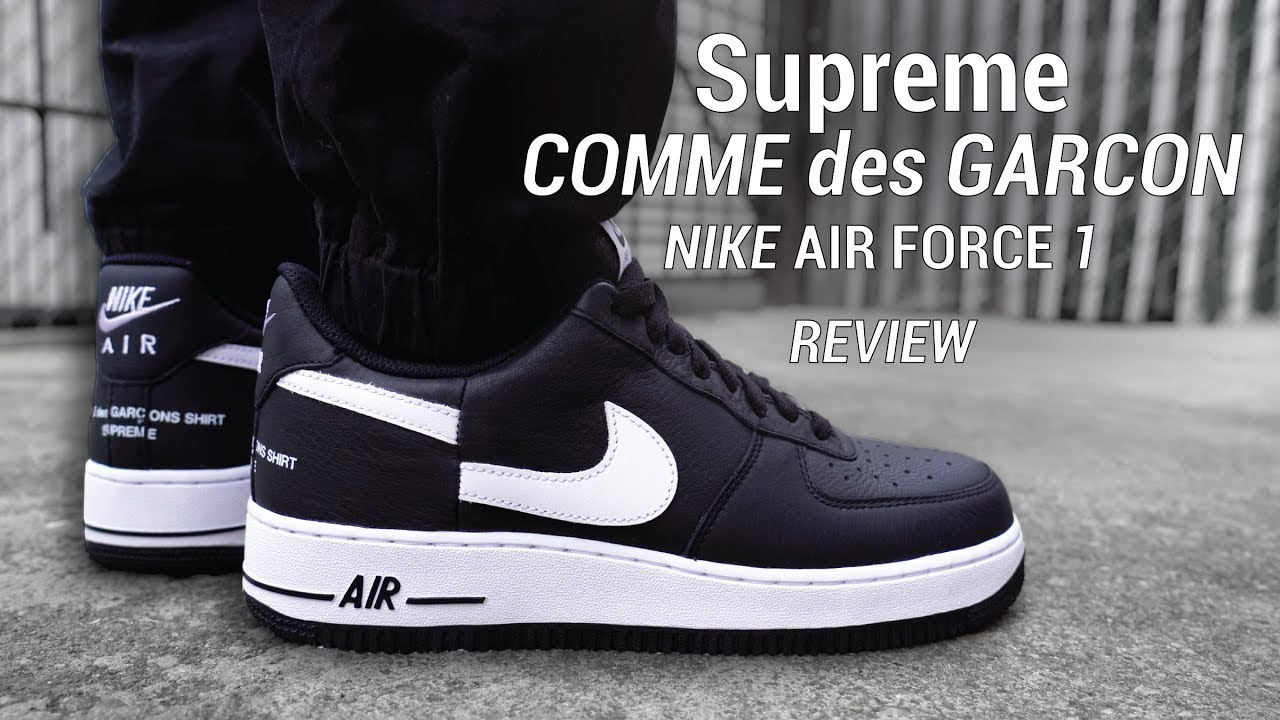 nike air force 1 low review
