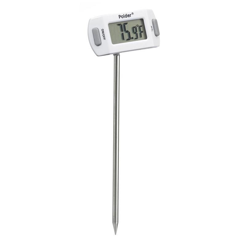 polder instant read thermometer review