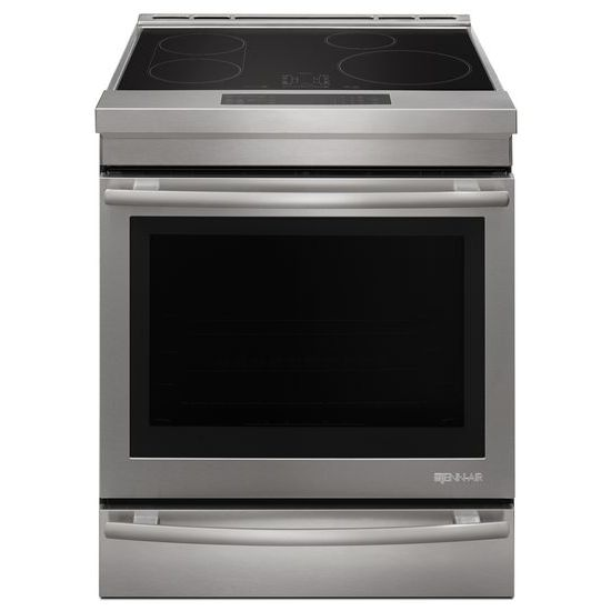 kenmore slide in induction range review