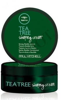 paul mitchell tea tree shaping cream review