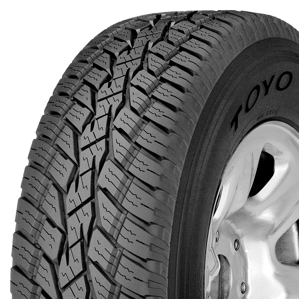 toyo open country all terrain reviews