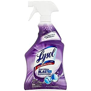 lysol mold and mildew blaster reviews