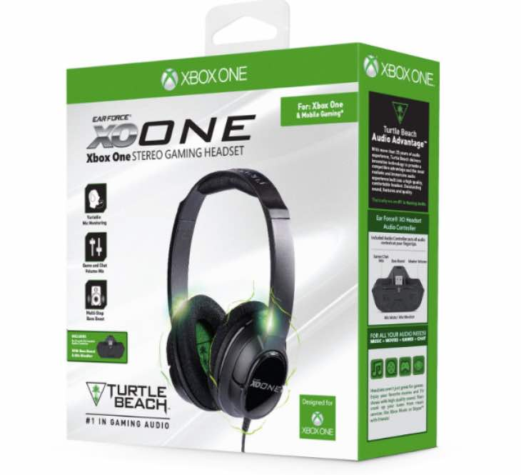 turtle beach ear force xo one review