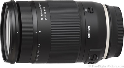 review of tamron 18 400
