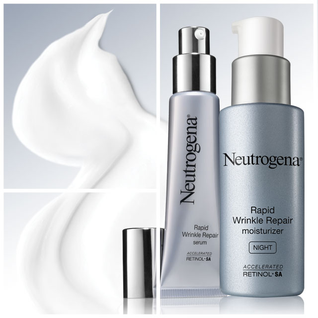 neutrogena fast wrinkle repair reviews