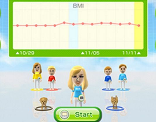wii fit plus reviews weight loss