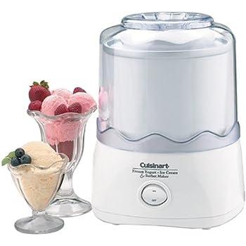 sunbeam 1.5 quart frozen yogurt & ice cream maker review