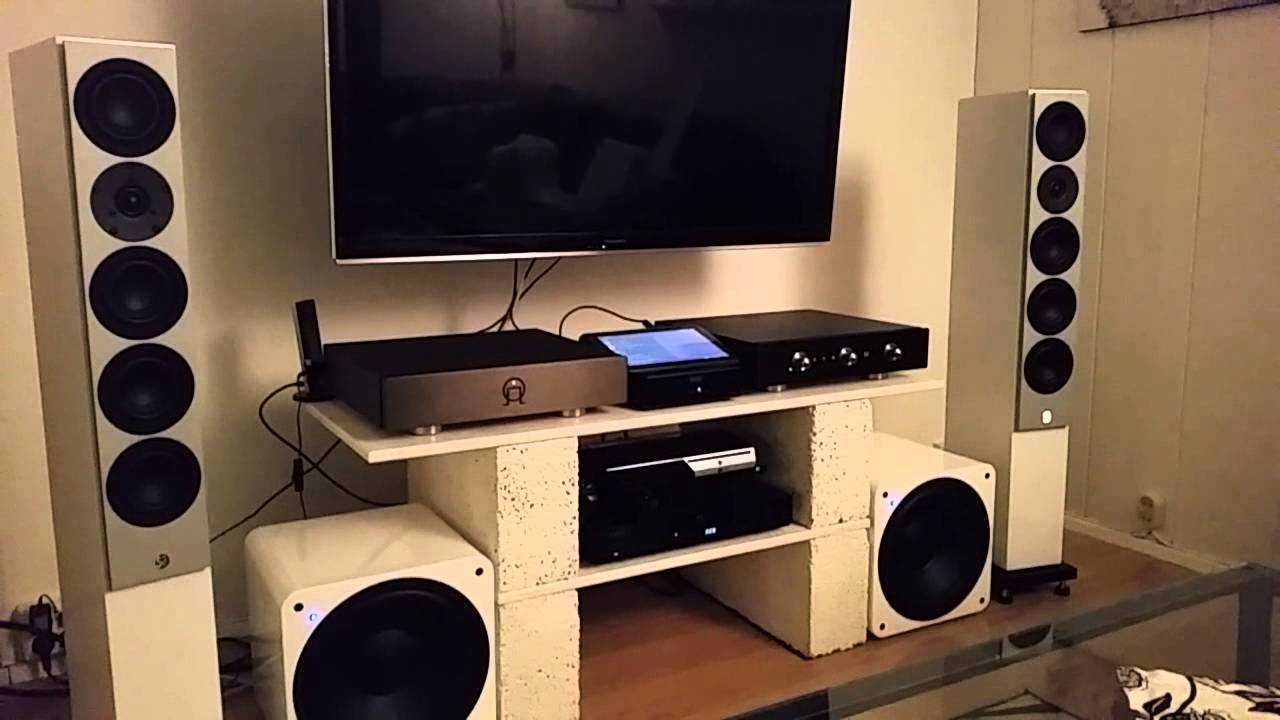 system audio mantra 50 review