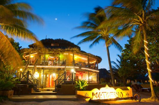 portofino beach resort belize reviews