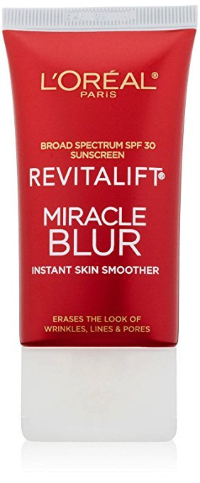 l oreal revitalift blur cream review