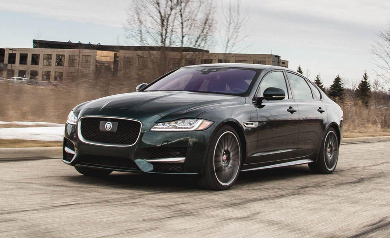 jaguar xj r sport review