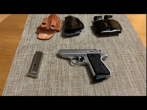 walther ppk 380 review youtube
