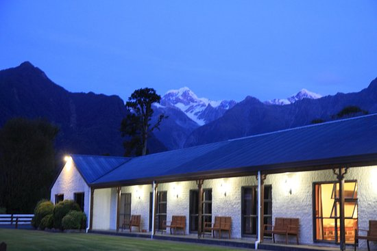 mt cook lodge and motels review