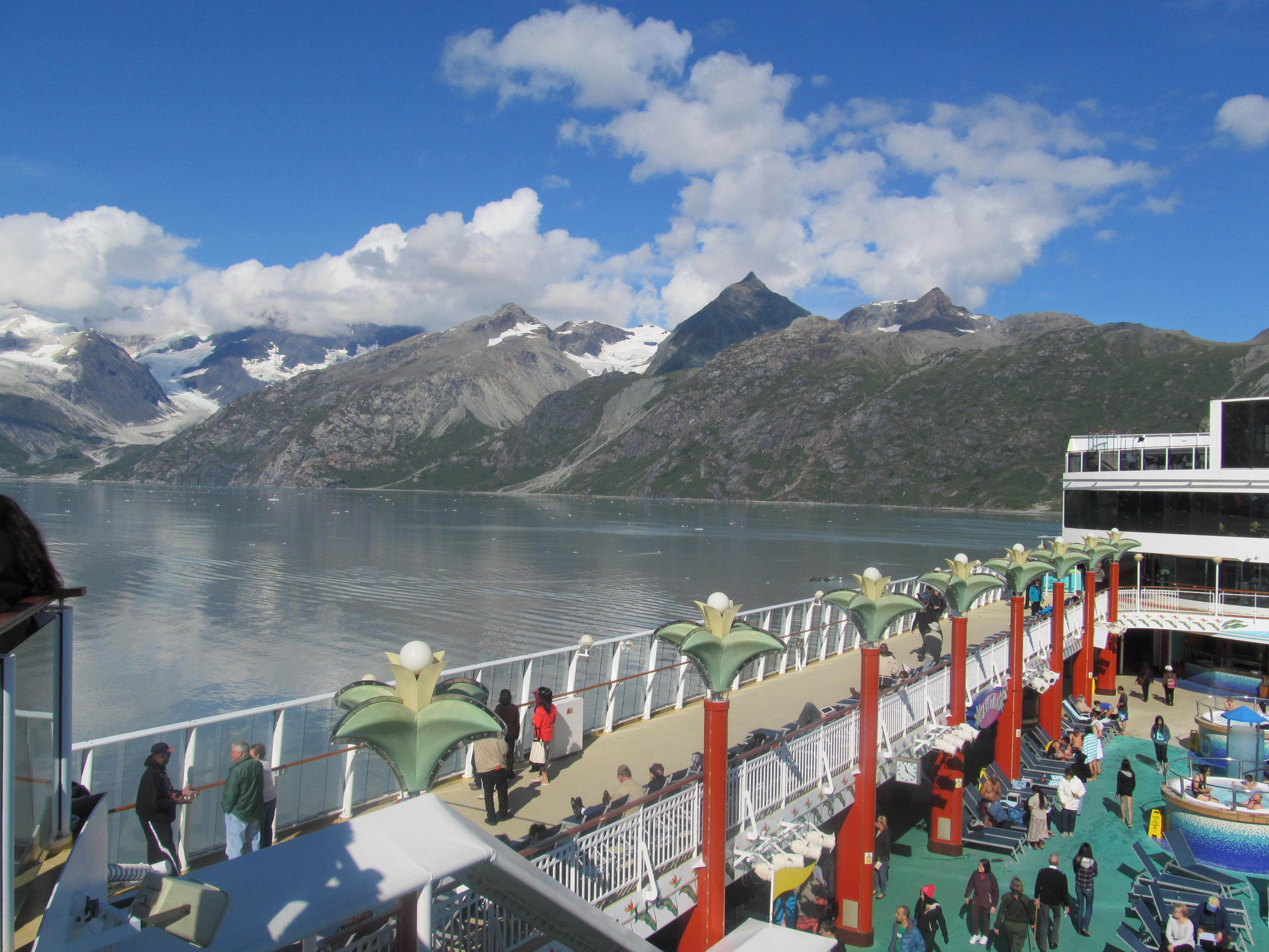 ncl pearl alaska cruise reviews