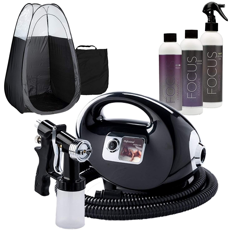 professional spray tan machine reviews