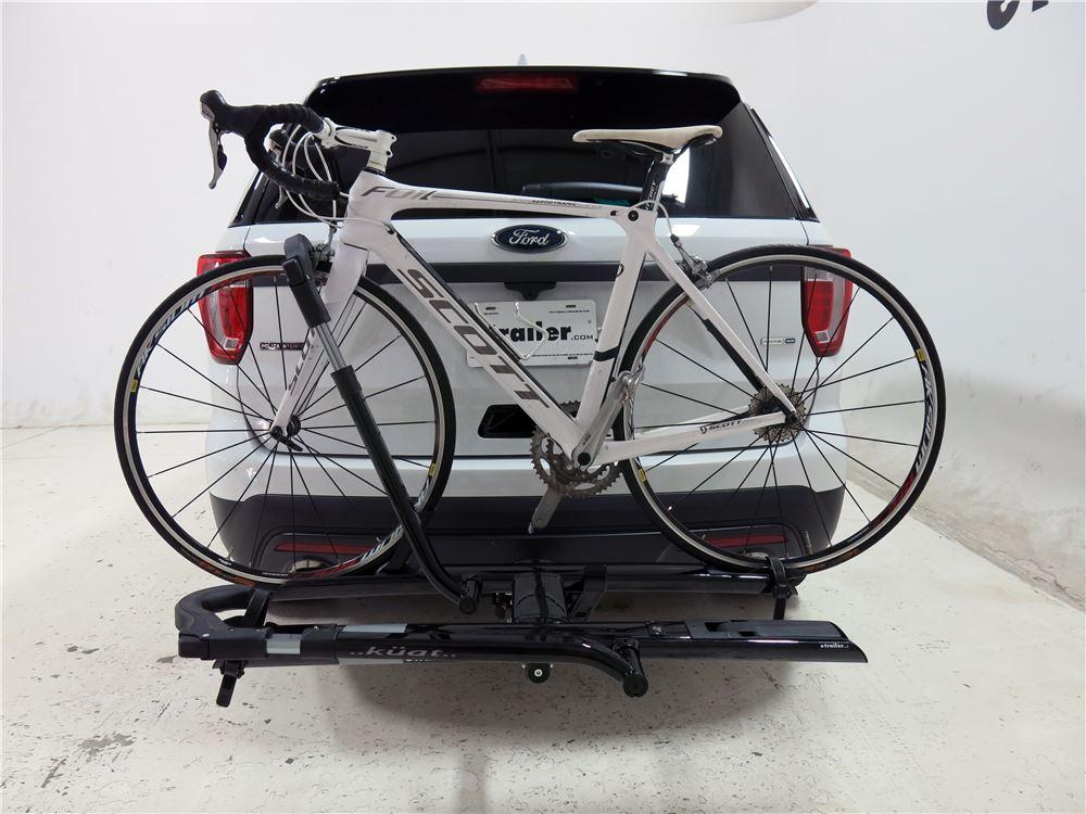 kuat sherpa bike rack review