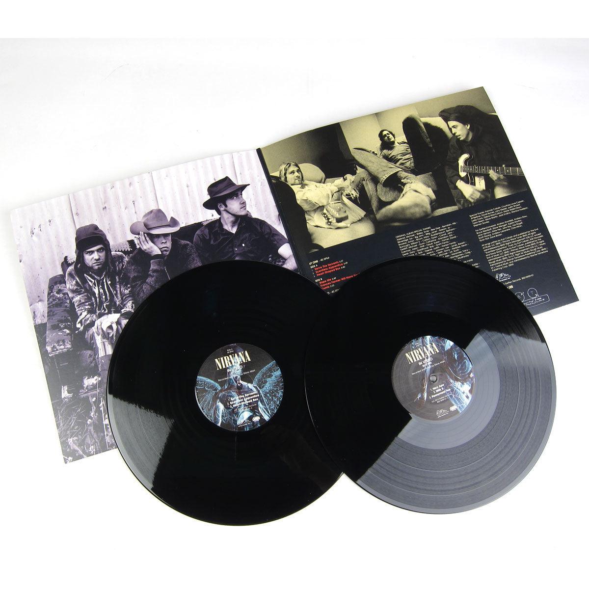 in utero 2013 mix vinyl review