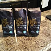 starbucks komodo dragon coffee review