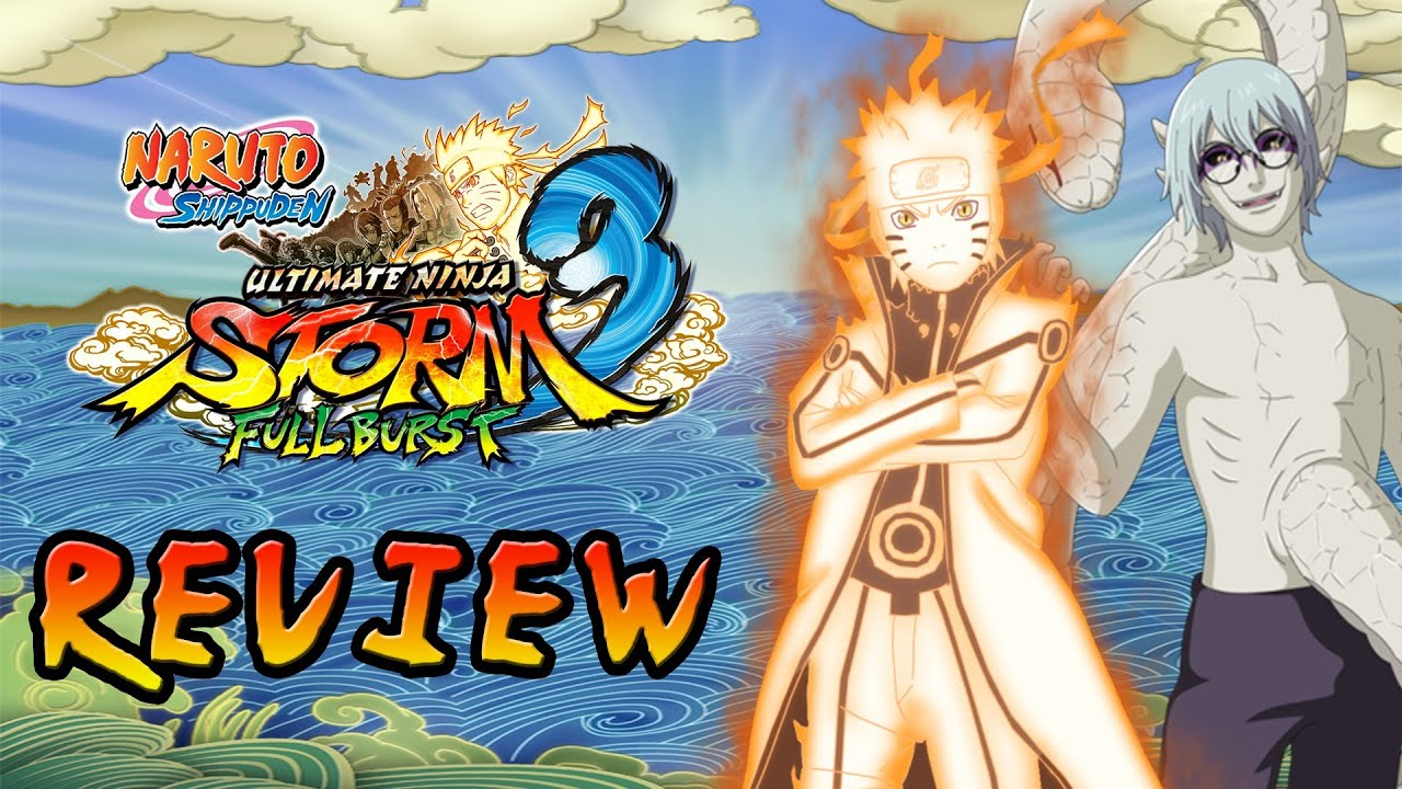naruto ultimate ninja 3 review