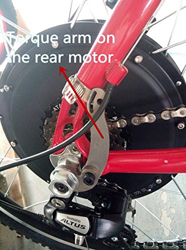 torque arm for front hub motor review