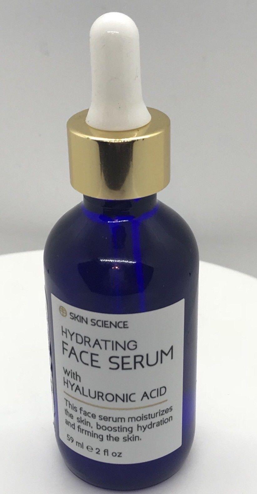 sibu hydrating face serum review