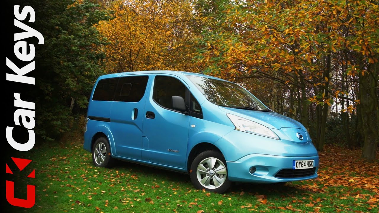 nissan e nv200 combi review