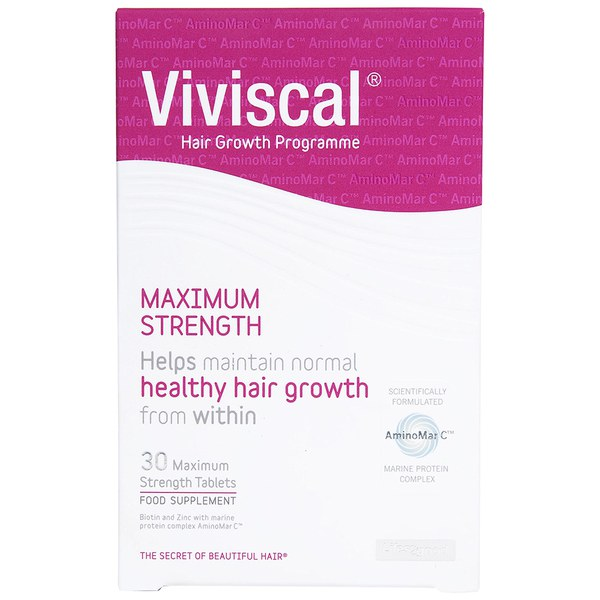 viviscal maximum strength tablets reviews