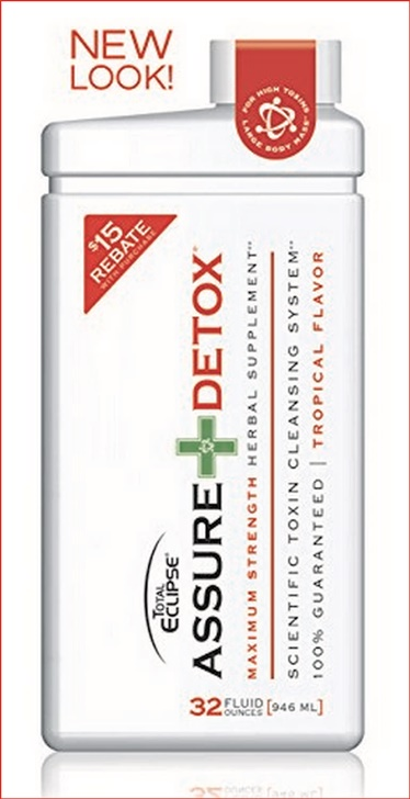 total eclipse rely detox maximum strength reviews