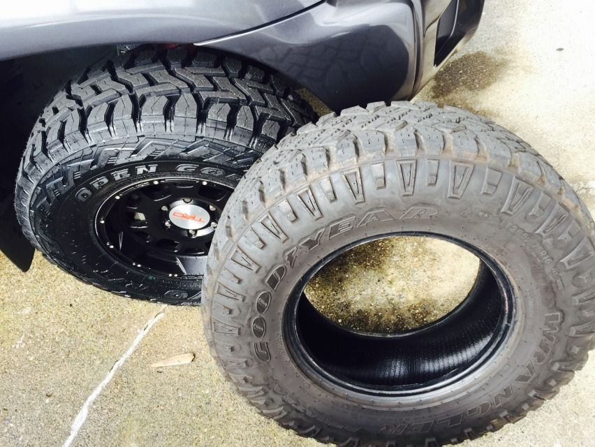 nitto terra grappler snow and ice review