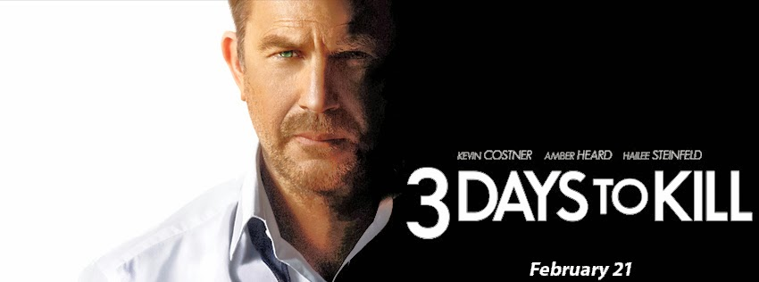 review 3 days to kill