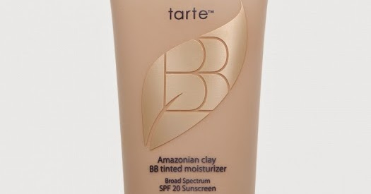 tarte bb cream tinted moisturizer review