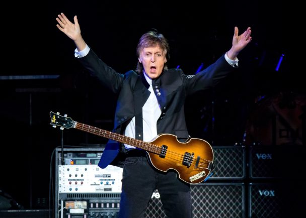 paul mccartney new album review