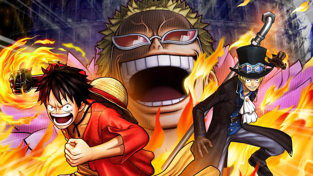 one piece warriors 3 review