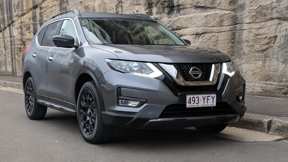 nissan x trail 2.5 review