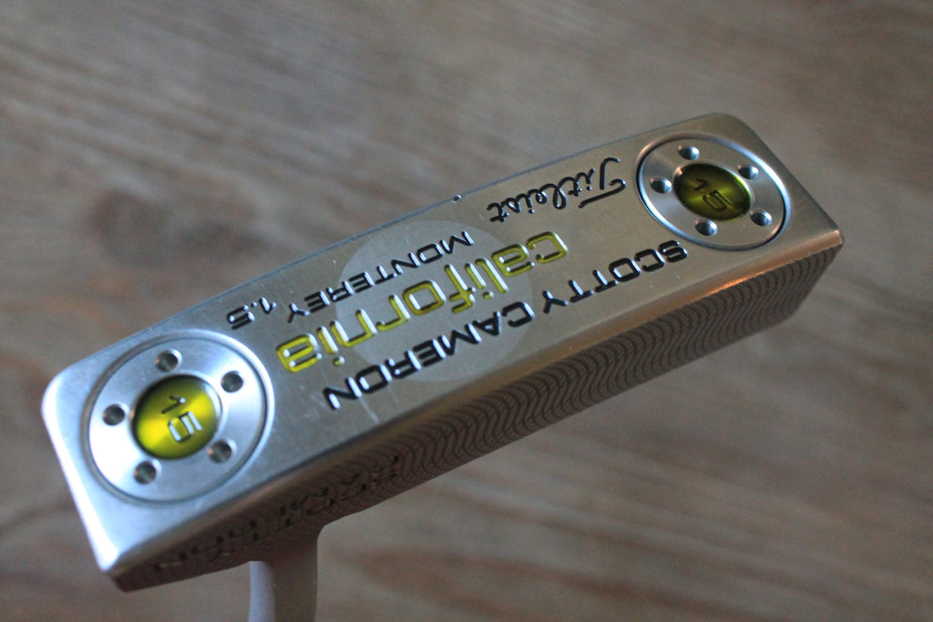 scotty cameron california monterey 1.5 review