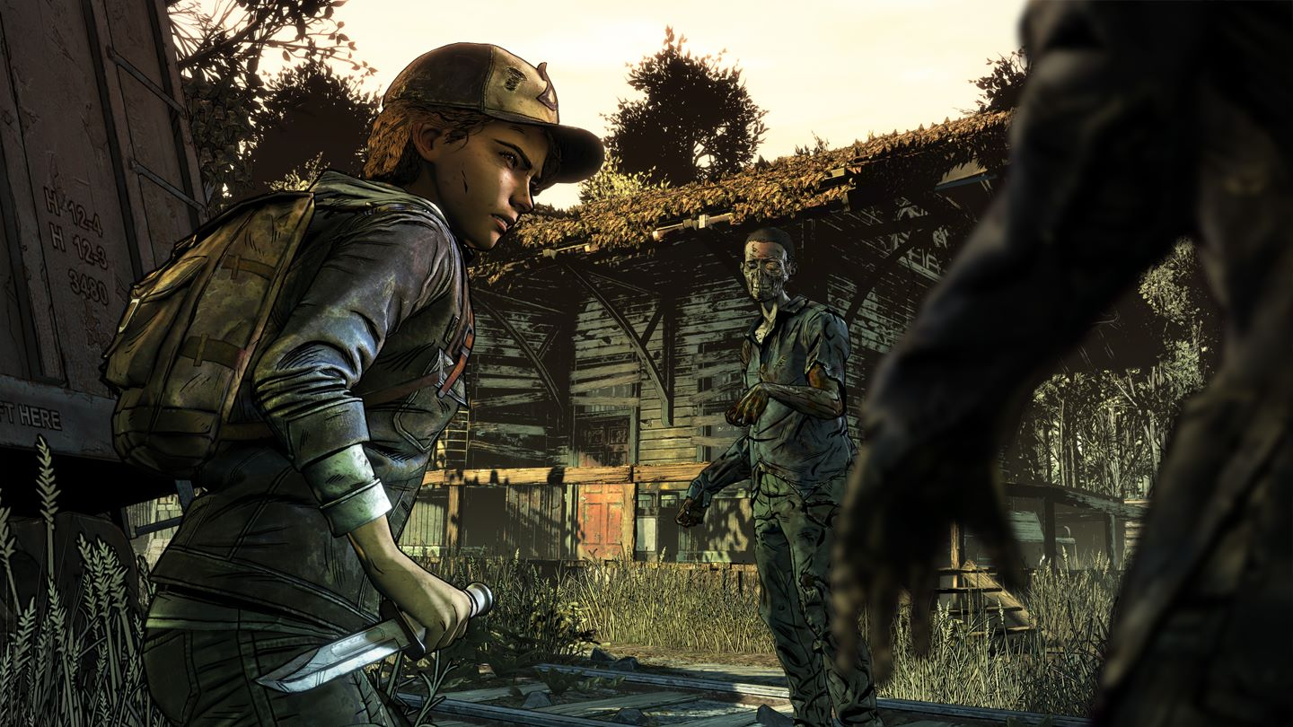 the walking dead the well review