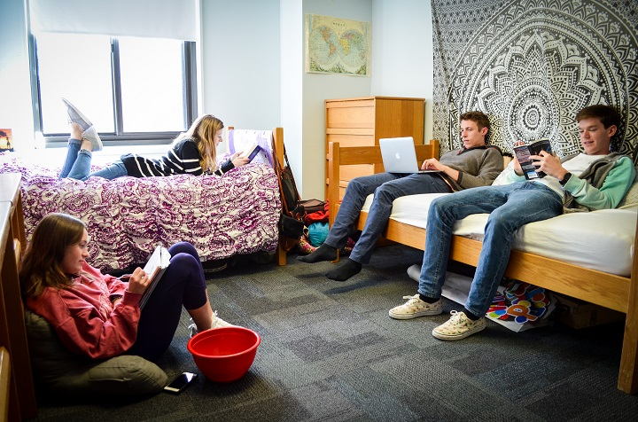 university of delaware dorms rankings and reviews